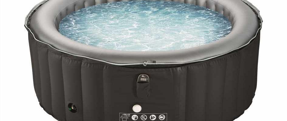 Lidl Is Bringing Back Its Sell Out 300 Inflatable Hot Tub And
