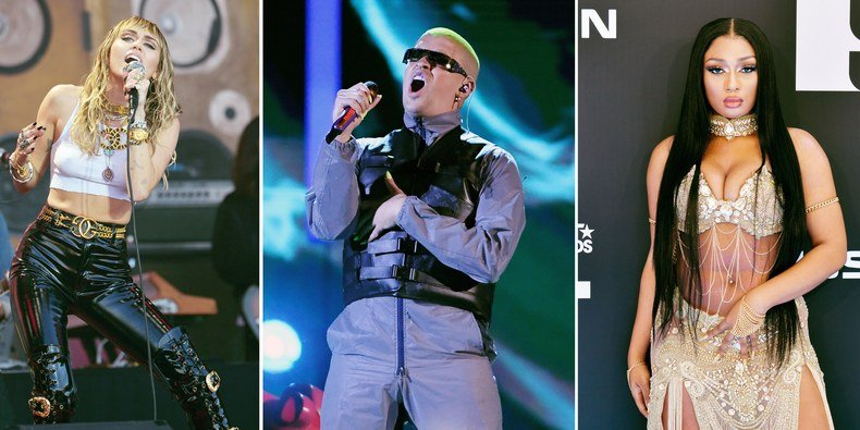 The Biggest Snubs of the MTV Video Music Awards | FashionBehindtheScene