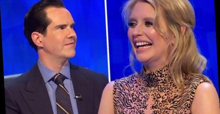 Rachel Riley Stuns Jimmy Carr With Admission About Her Intimiate Body Part Fashionbehindthescene