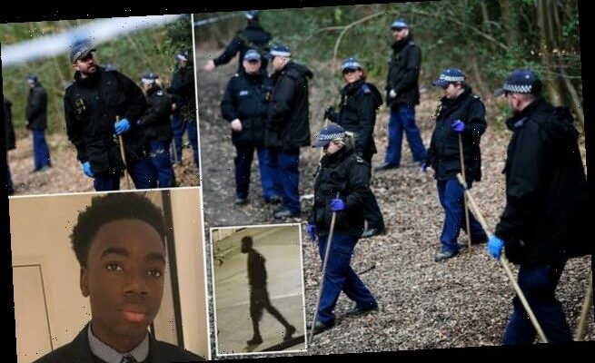 Police search forest for missing student Richard Okorogheye |  FashionBehindtheScene